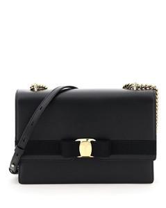 Small Check Nylon Lola Bag
