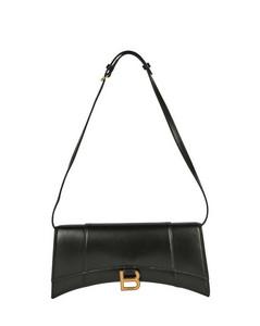 Micro Leather Shoulder Bag