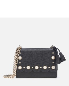 New York Women's Hayes Street Pearl Hazel Bag - Black