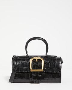 黑色迷你公文包