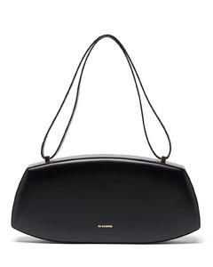 Taos leather shoulder bag