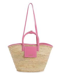 small FF Vertigo print glazed canvas tote bag