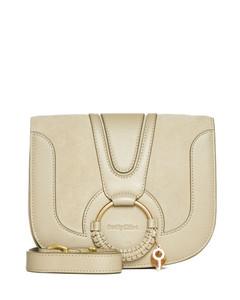 WOMEN'S 32F0GJ4C0L001 BLACK OTHER MATERIALS SHOULDER BAG