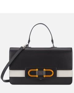 Women's Bellaria Medium Top Handle Bag - Onyx