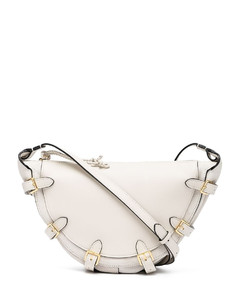 Seventeen Cross Body Bag - Black/Black