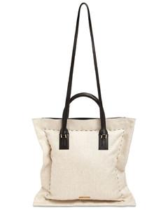 Le Coussin Canvas Shoulder Bag