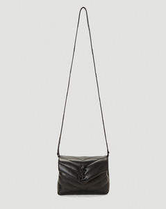 Toy LouLou Shoulder Bag in Black