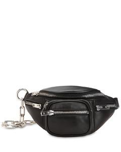 Mini Attica Soft Leather Belt Bag