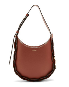 Darryl small leather shoulder bag