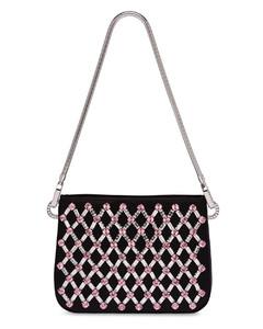 Sassy embellished handbag