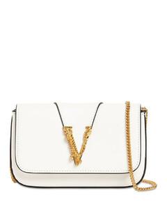 Virtus Leather Shoulder Bag