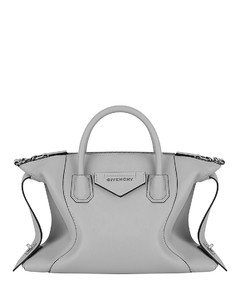 Small Soft Antigona Bag in Gray