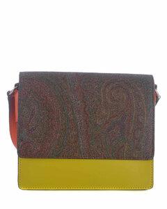 's Saki with Diamonds Clutch - White