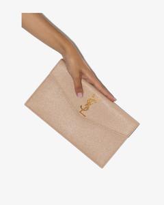 Uptown envelope clutch