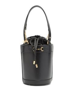 1955 Horsebit leather bucket bag