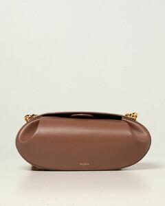 Baton leather bag