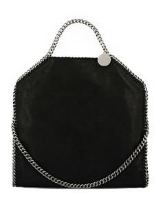 Small Falabella tote bag black