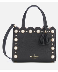 New York Women's Hayes Street Pearl Small Sam Bag - Black