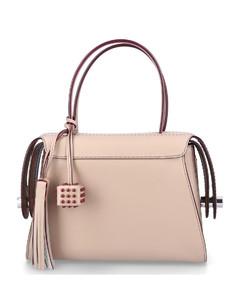 Handbag TWIST leather
