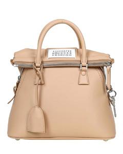 Johnny XS leather bucket bag
