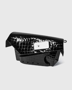 Snatched Small Bag In Embossed Croc
