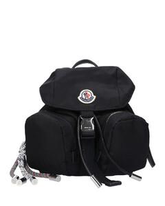 Backpack DAUPHINE MINI Nylon logo black