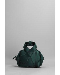Logo Plaque Zip-Up Clutch Bag