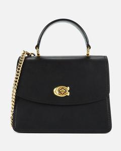 Women's Parker Top Handle Bag - Black