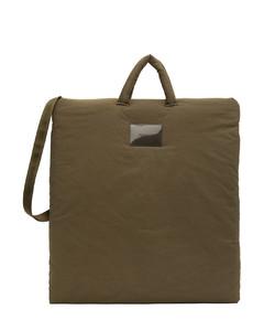 Women's Metropolis Small Shoulder Bag - White