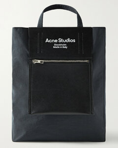 Baker Out Medium Canvas And Printed Leather Tote