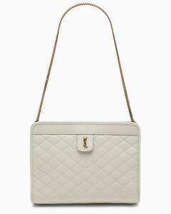 Cream Victoire shoulder bag