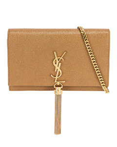 Kate Chain Wallet in Neutral