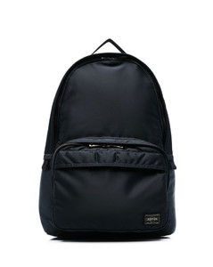 FF logo fabric and leather tote bag