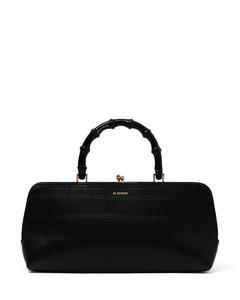 Swipe Tote Leather Bag