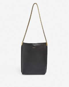 Hobo leather tote