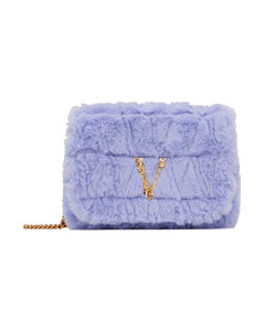 Cadet small leather tote bag