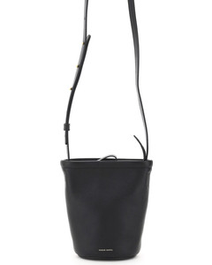 MINI BUCKET BAG WITH ZIP