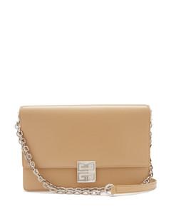 4G medium leather crossbody bag