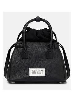Alpha 3 expandable nylon satchel
