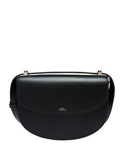 Leather Geneve shoulder bag