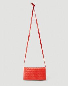 Mini Bag in Red