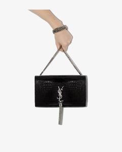 Black Kate Shoulder Bag