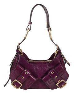 J.W. ANDERSON WOMEN'S HB0360LA0060822 BLUE LEATHER HANDBAG