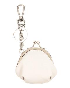 Handbag CROSSBODY Deer Skin logo rivets bronze