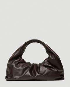 Shoulder Pouch Bag in Brown