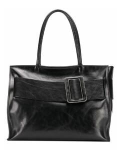 Bobby Soft leather buckle bag