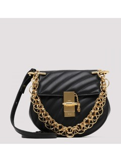 Black mini Drew bijou bag