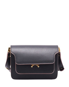 Mini Trunk leather bag