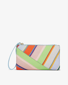 Soft Berlin Drawstring Bag in Visetos