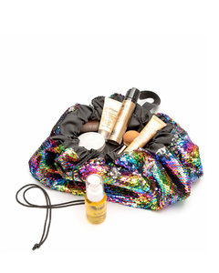 Pack–Pull–Go Beauty Essentials Bag